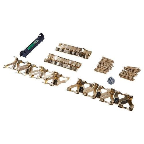 117pc Picture Hanging Kit